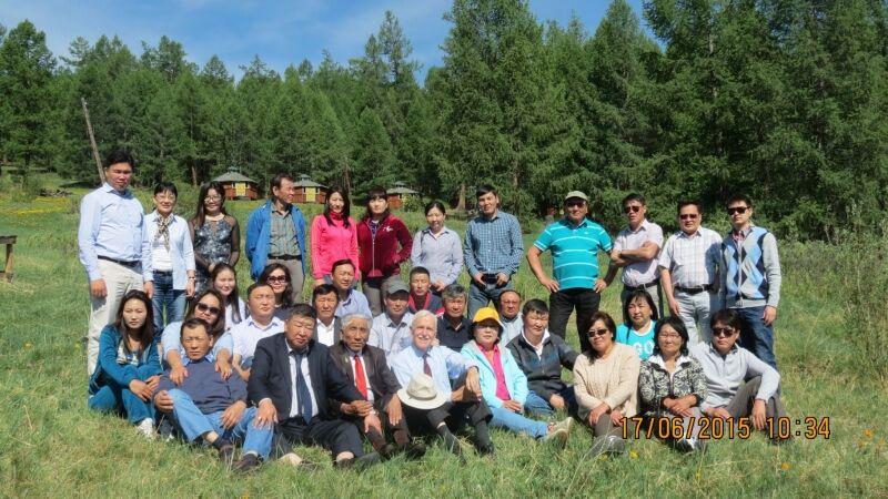 A Lobbying seminar in the northern region