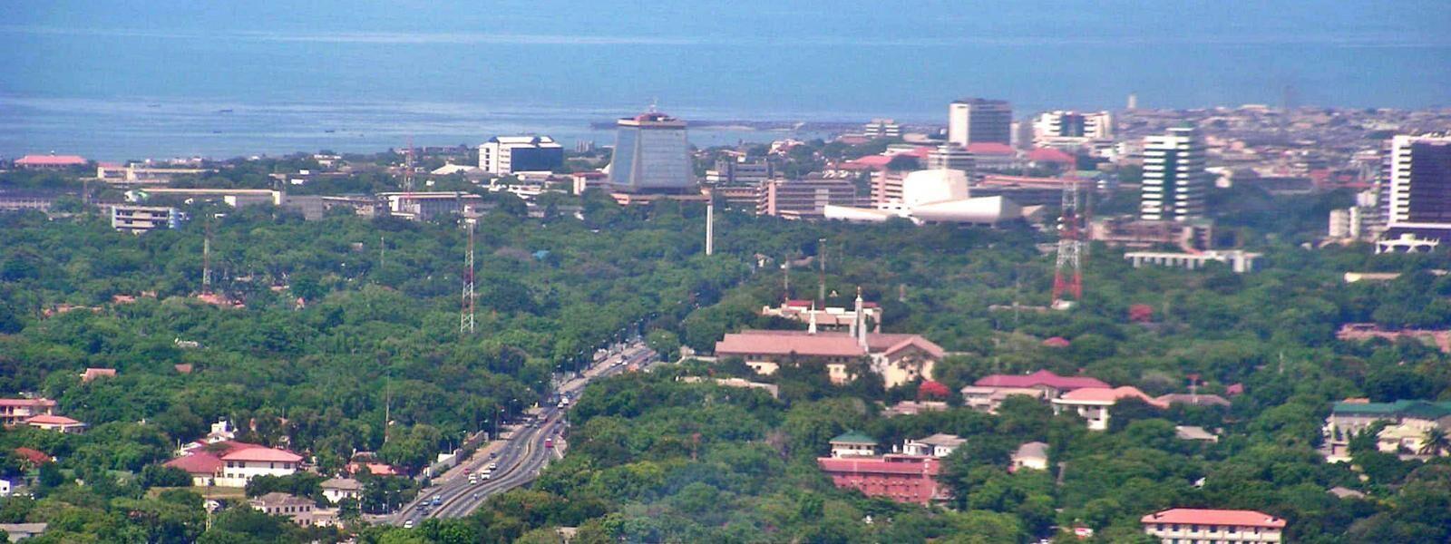 A poldermodel for Ghana