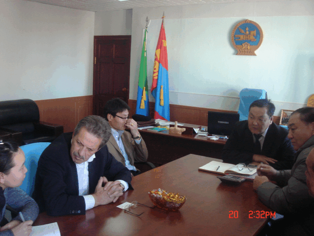 Advice to MONEF Mongolia Employers Federation