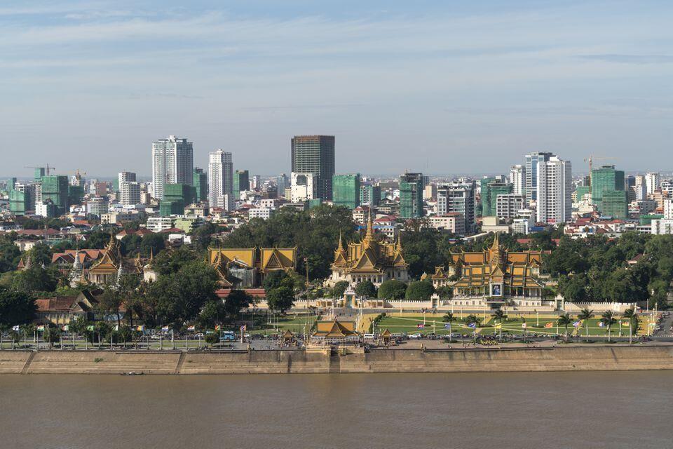 Advisory mission to Phnom Penh