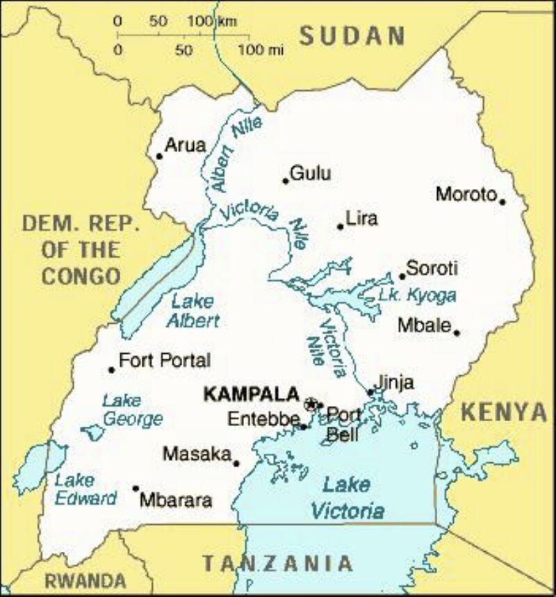 Advisory mission to Uganda