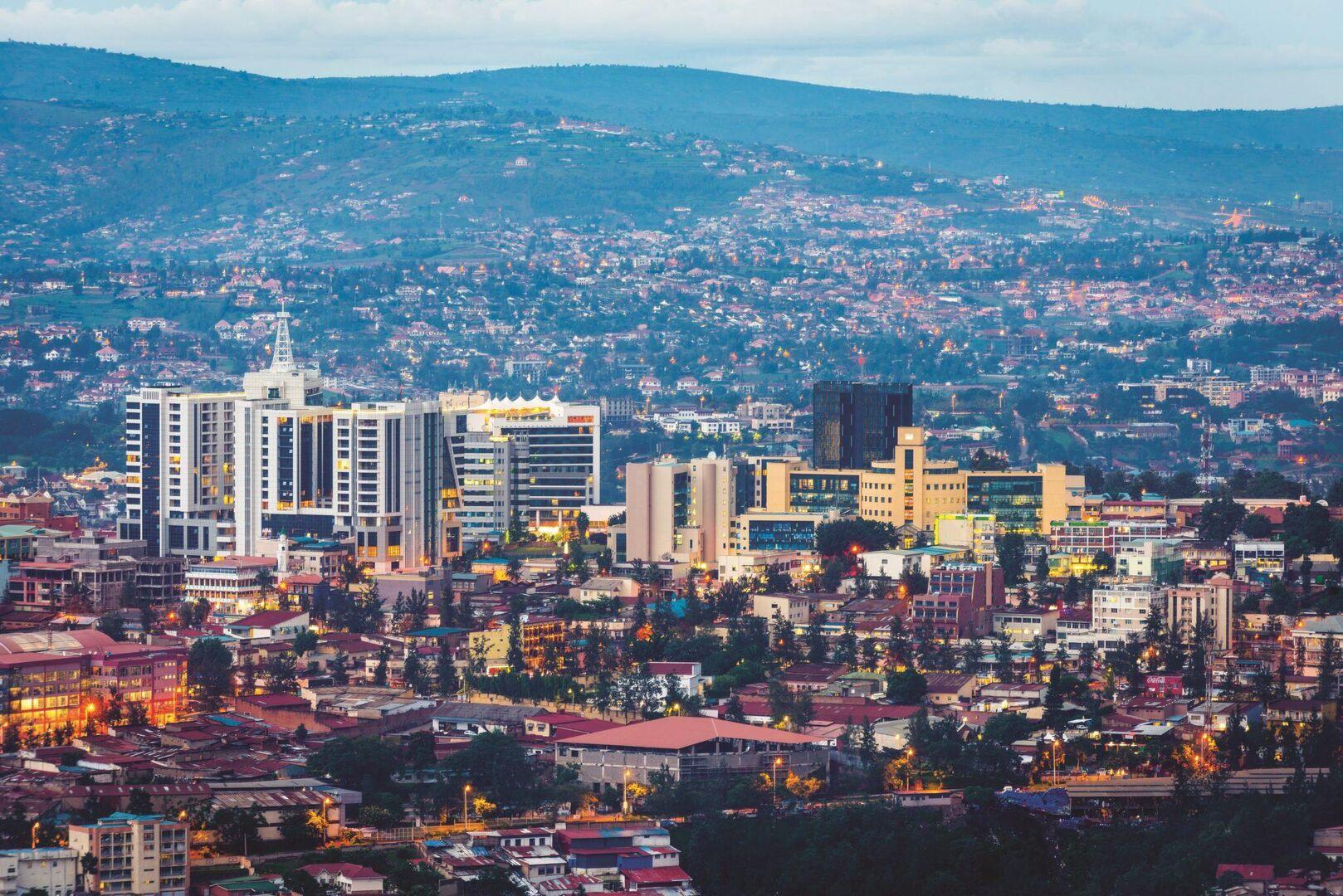 Advisory missions DECP country manager to Tanzania, Nairobi, Rwanda and Uganda