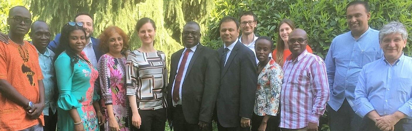 African EO's to launch Diploma courses