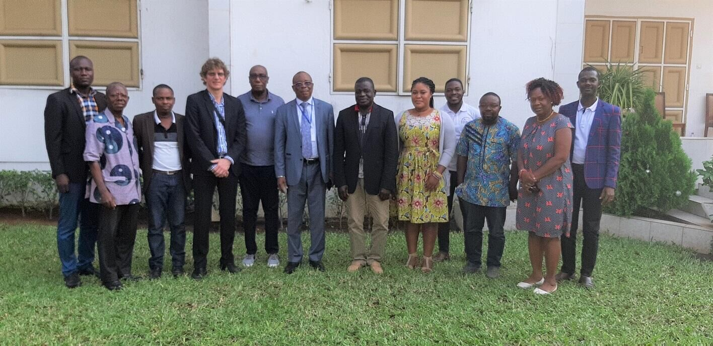 Agriterra and DECP cooperate in Togo