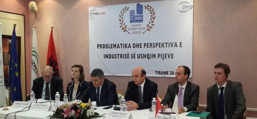 Albania Former DECP partner