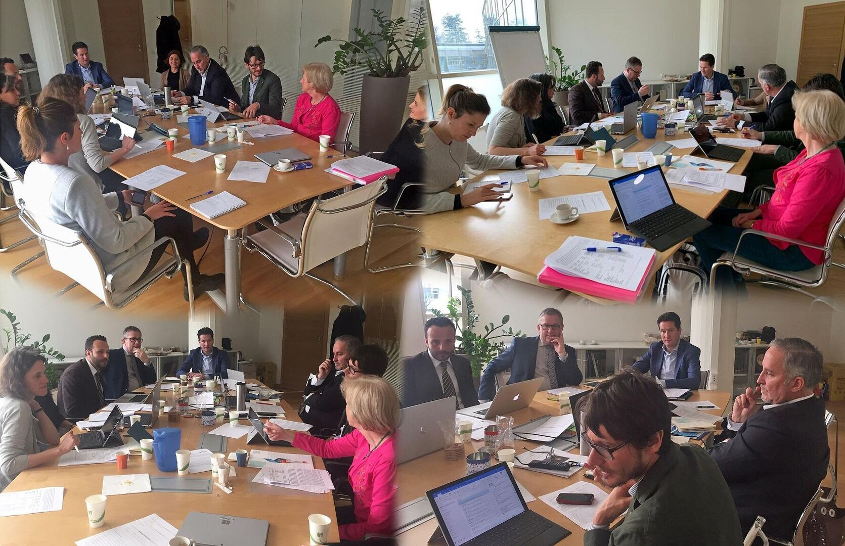 Annual meeting DECP and ITC-ILO inspires cooperation partners