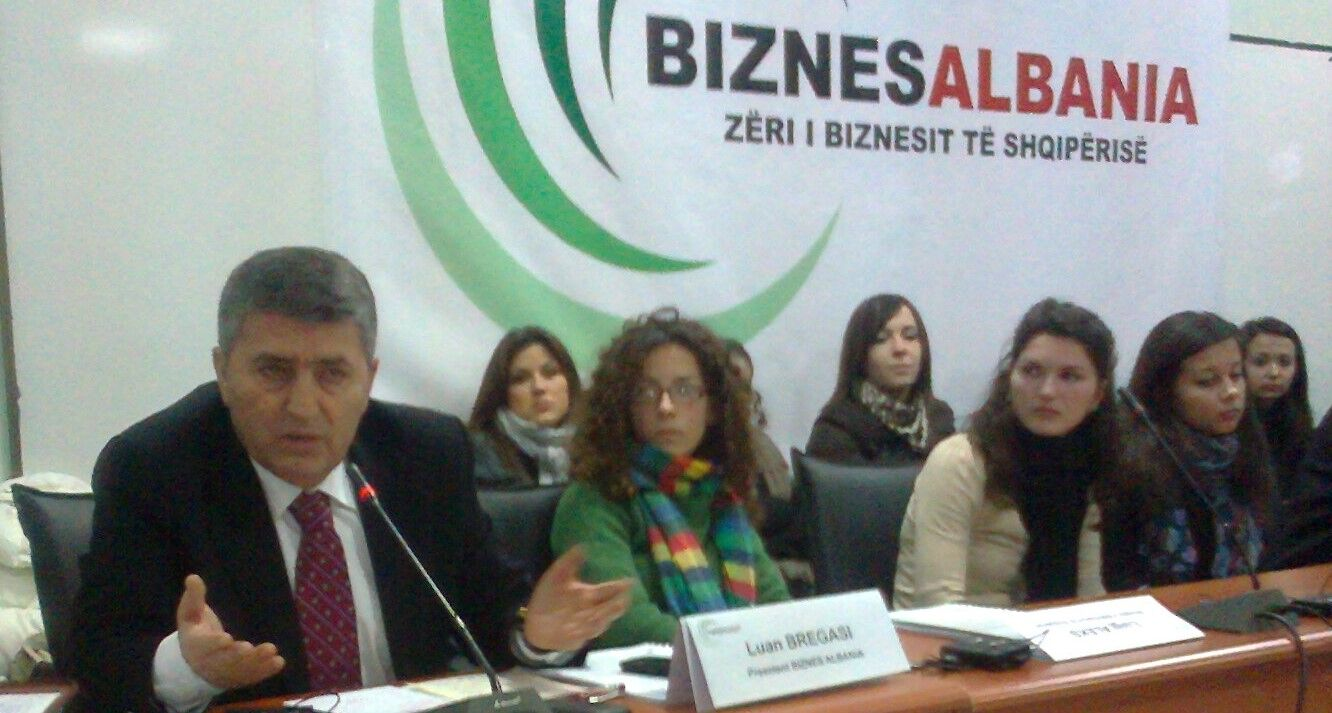 BIZNESAlbania promotes Small and Medium Enterprises