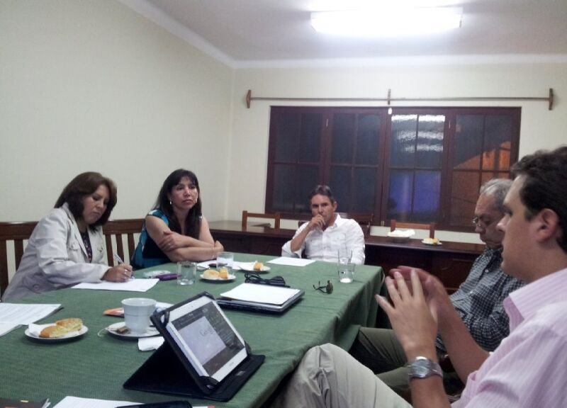 Bolivia DECP supports a Centre for Corporate Social Responsibility (CSR)