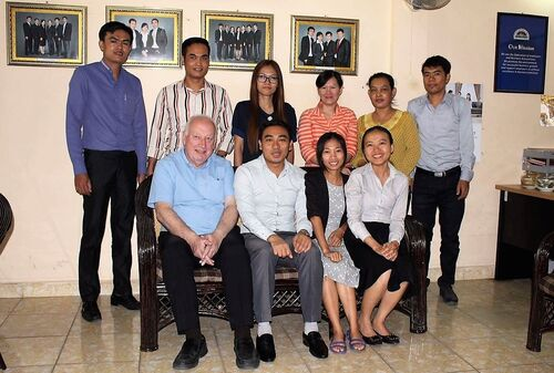 CAMFEBA: Cambodian Federation of Employers and Business Associations