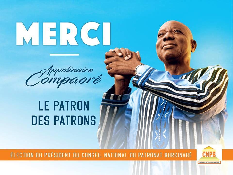 CNPB: Conseil National du Patronat Burkinabè