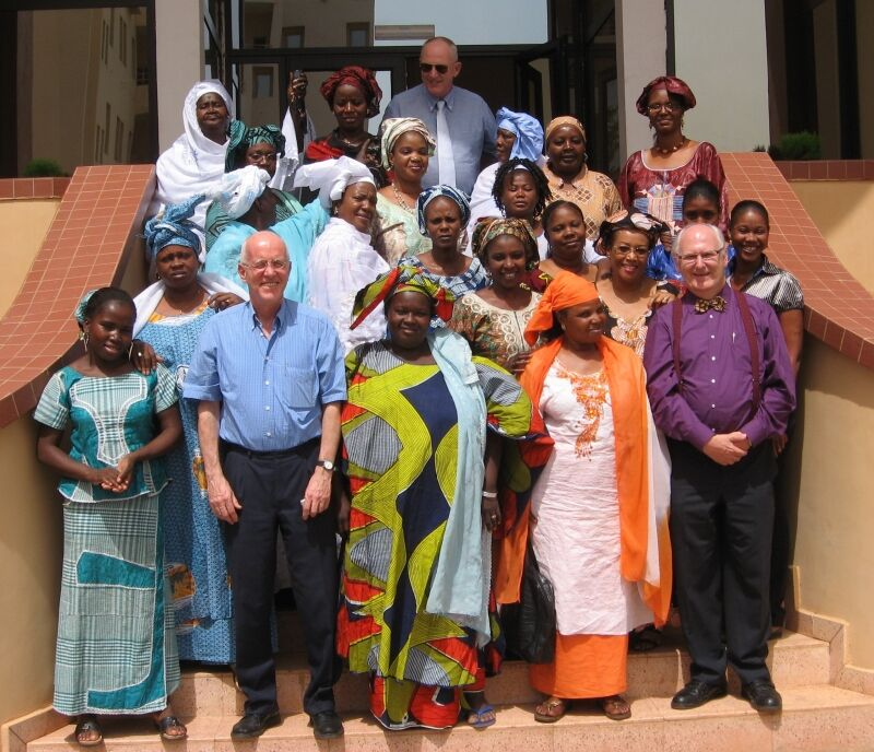 Communication training for women entrepreneurs Mali