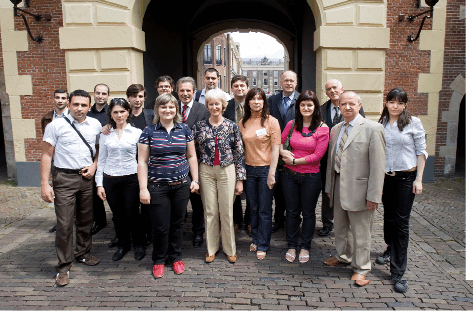 Day of the Communication for Eastern-Europe, held in The Hague