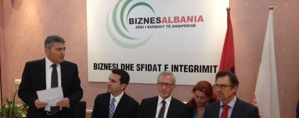 DECP and BiznesAlbania conclude a Partnership Agreement