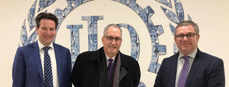 DECP & ITC-ILO   Building stronger EBMOs together
