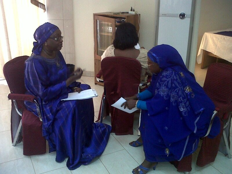 DECP supports women entrepreneurs in West Africa