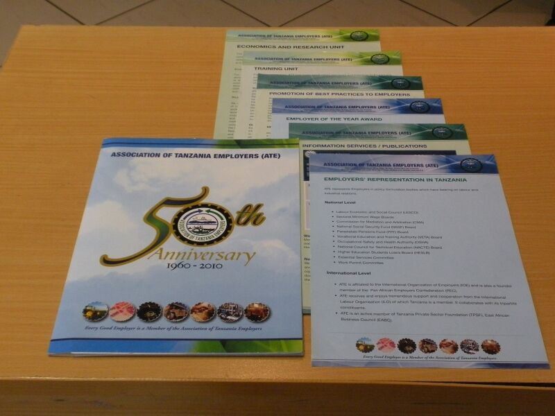 Developing the ATE workplan for 2012