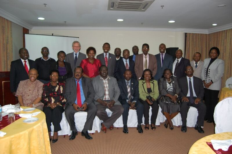 East African Employers Organisation publicly launched