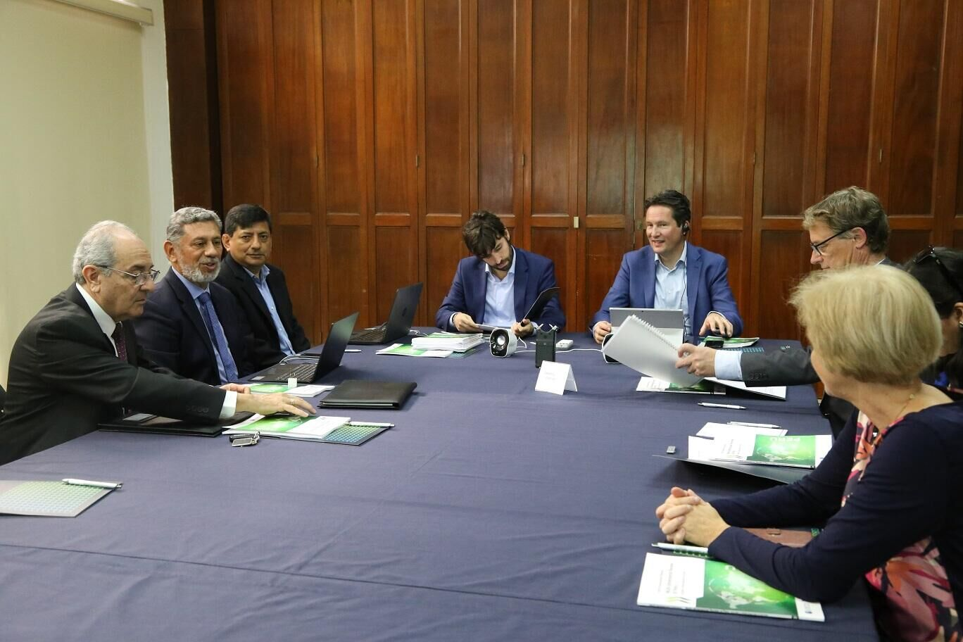 Employers organisations' of Andean countries start project to promote formality