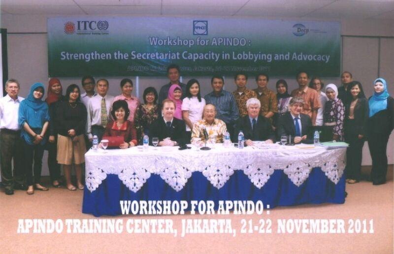 Enhancing the Apindo secretariat's lobbying skills