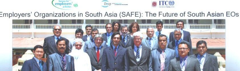 Enhancing the effectiveness of South Asia employers organisations