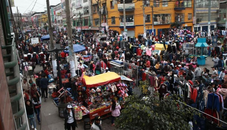 Entrepreneurs also suffer from the informal economy