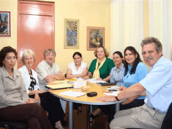 Fact-finding mission and workshops in Nicaragua