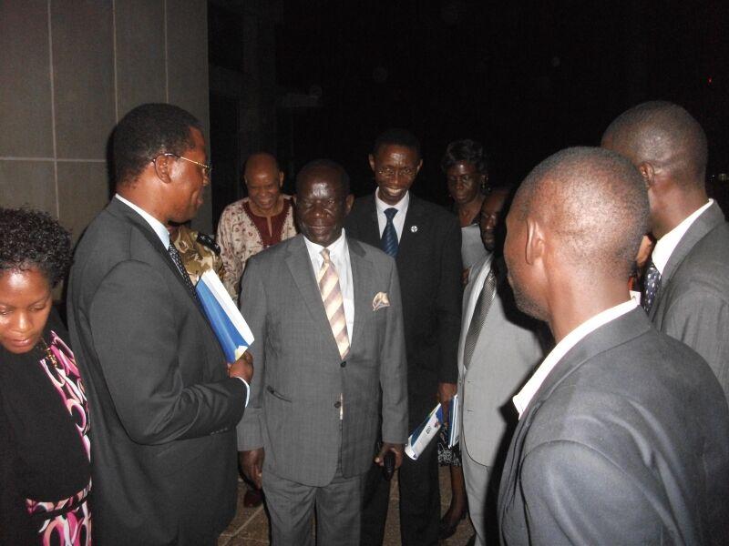 Federation of Uganda Employers' Planning for 2012