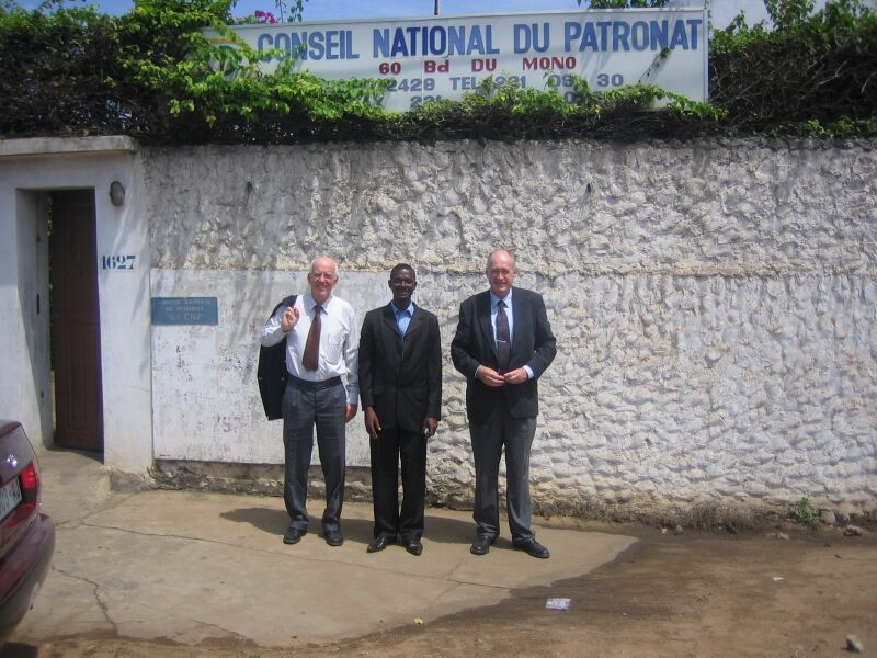 Getting to know the Conseil National du Patronat du Togo