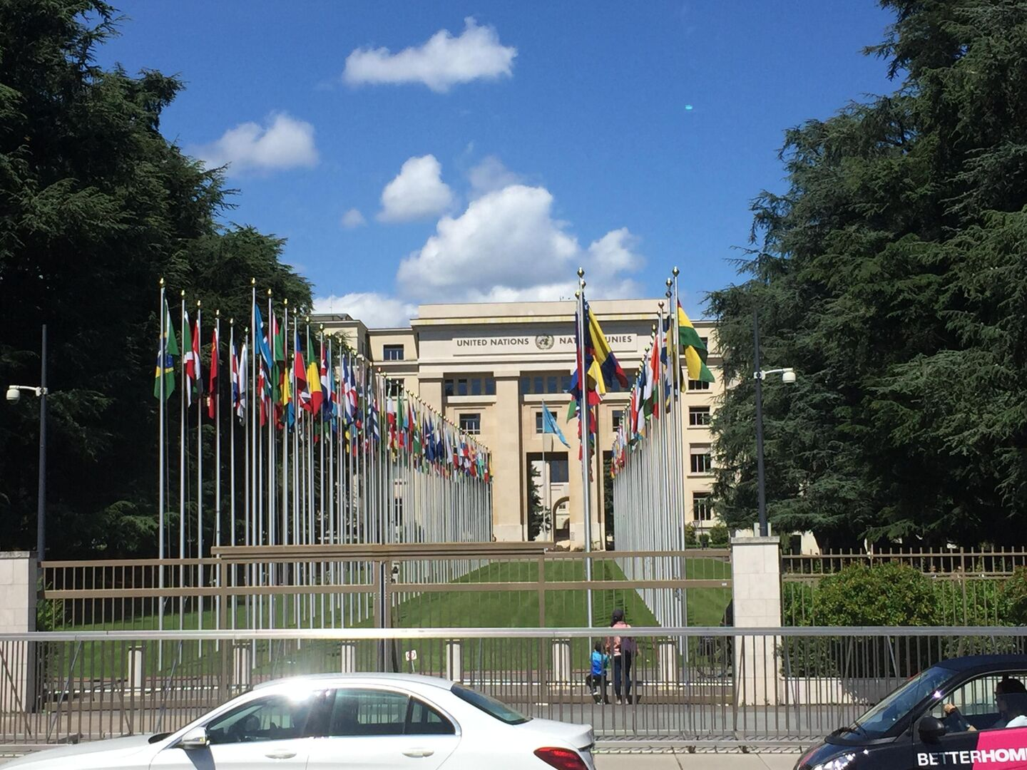 ILO Geneva Meeting with DECP at the Conference