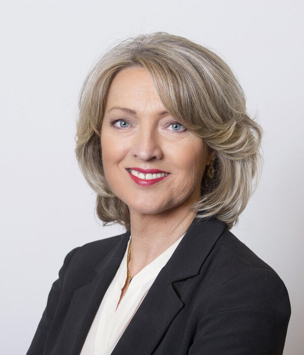 Ineke Dezentjé Hamming-Bluemink. Chairperson of FME (Member DECP Board)