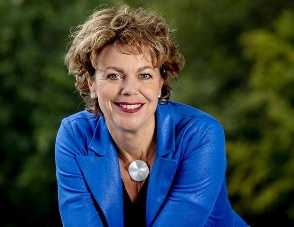 Ingrid Thijssen. Chairman of VNO-NCW. (Chairman DECP)