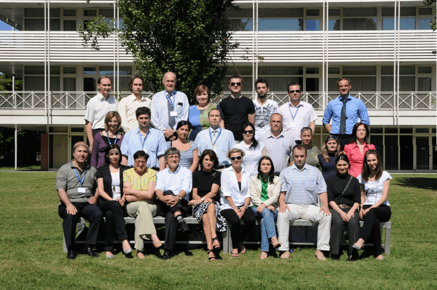 Joint ILO-ITC and DECP training on 'Resource mobilisation and project design' Turin