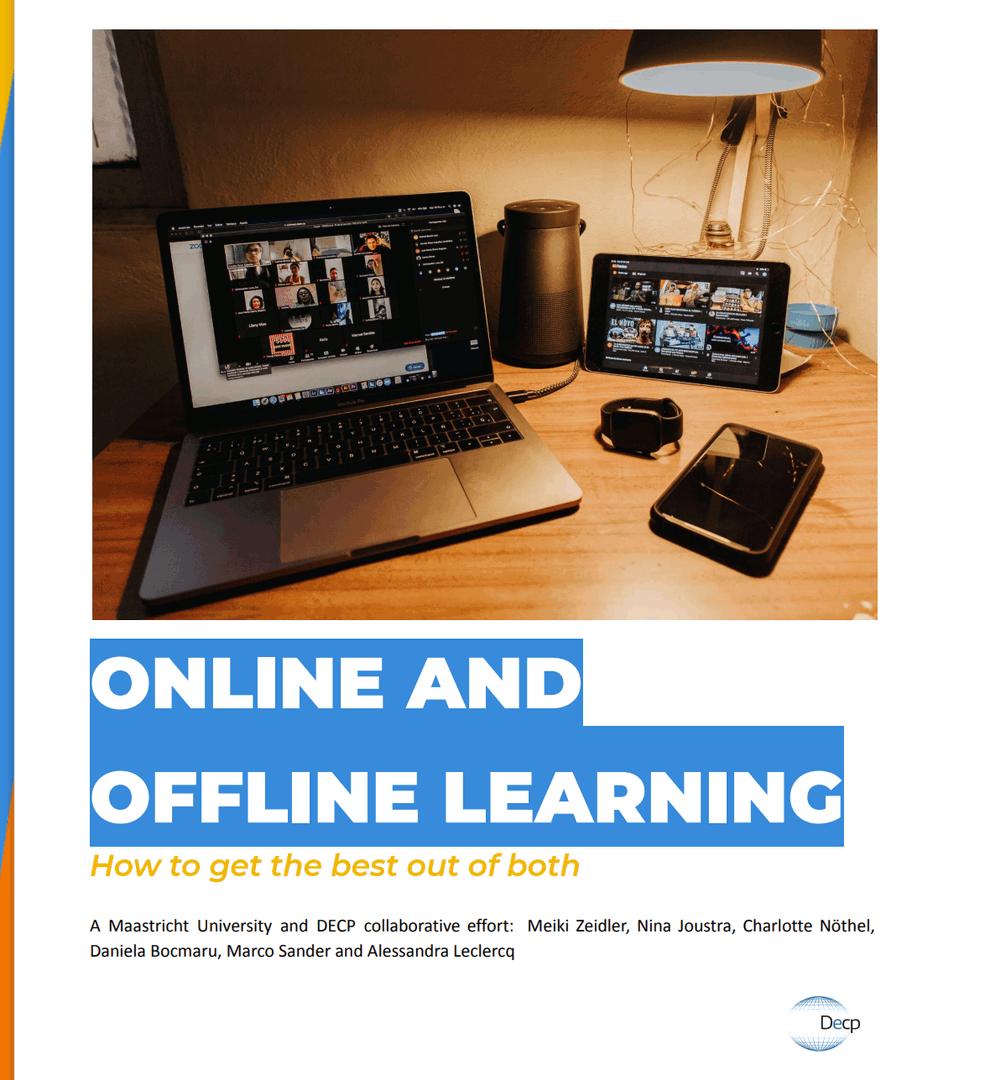 L'apprentissage mixte. Comment tirer le meilleur des deux
