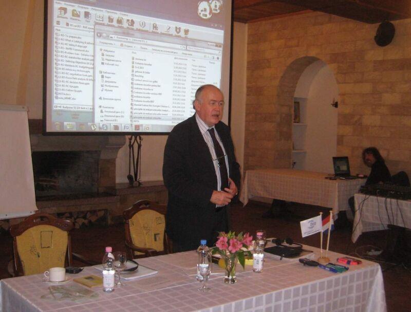 Moldova Advisory mission to CNPM