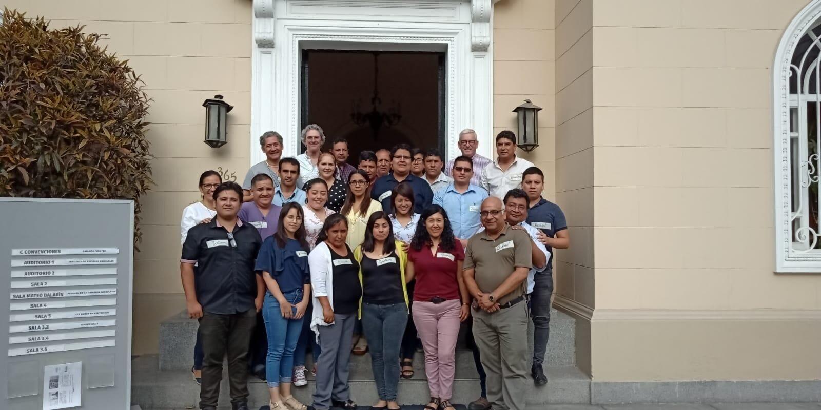 Peruvians put negotiation skills training into practice