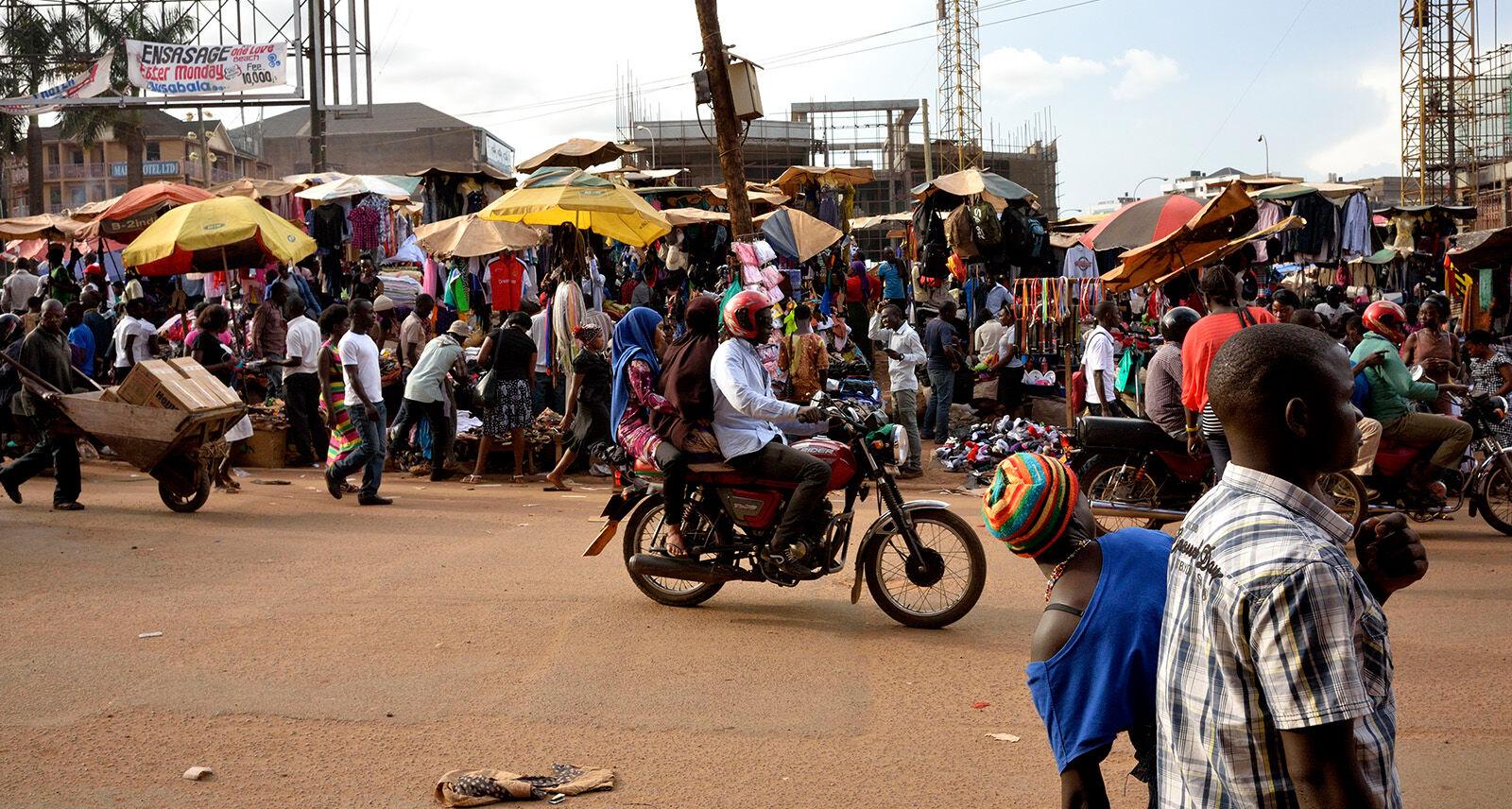 Polder version Uganda in final preparation