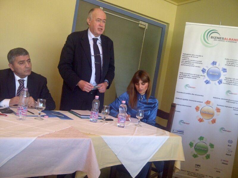 Regional meetings with employers by BiznesAlbania