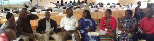 Rwanda Former DECP partner