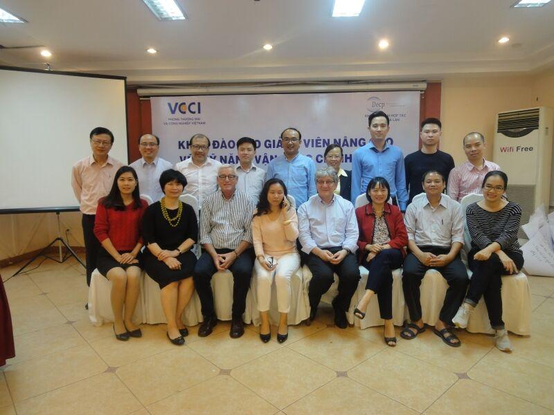 Second training of trainers lobbying skills