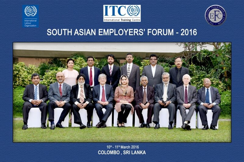 South Asian Forum of Employers 5th meeting