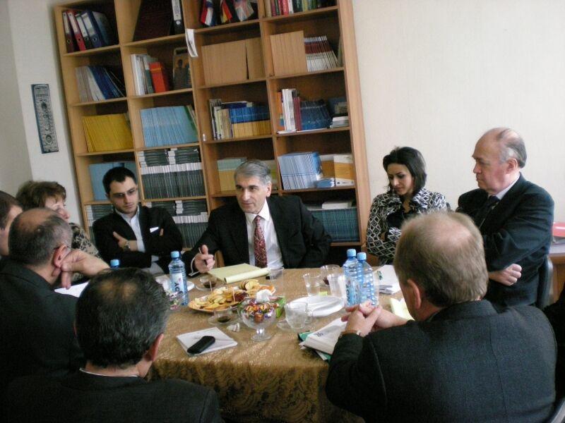Strategic development of RUEA