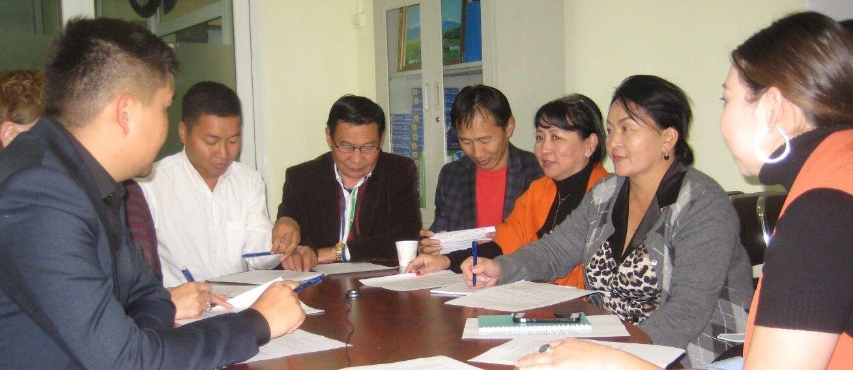 Strengthening negotiations skills