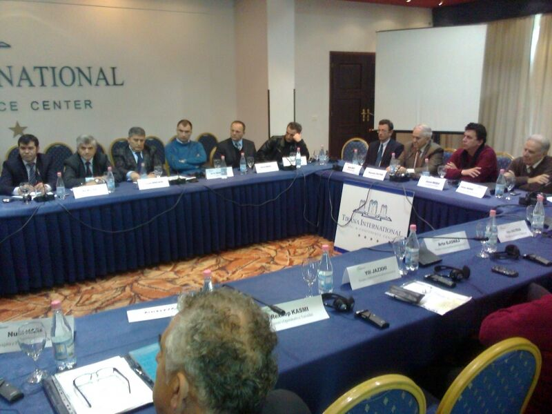 The 1st General Assembly of BIZNESALBANIA