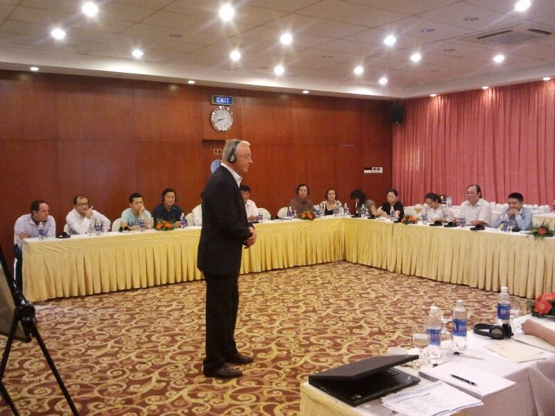 Training of Trainers expanded to Ho Chi Minh City