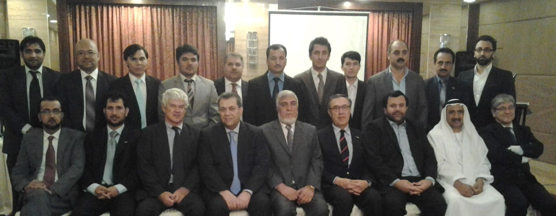 Training the Afghan Chamber of Commerce and Industry