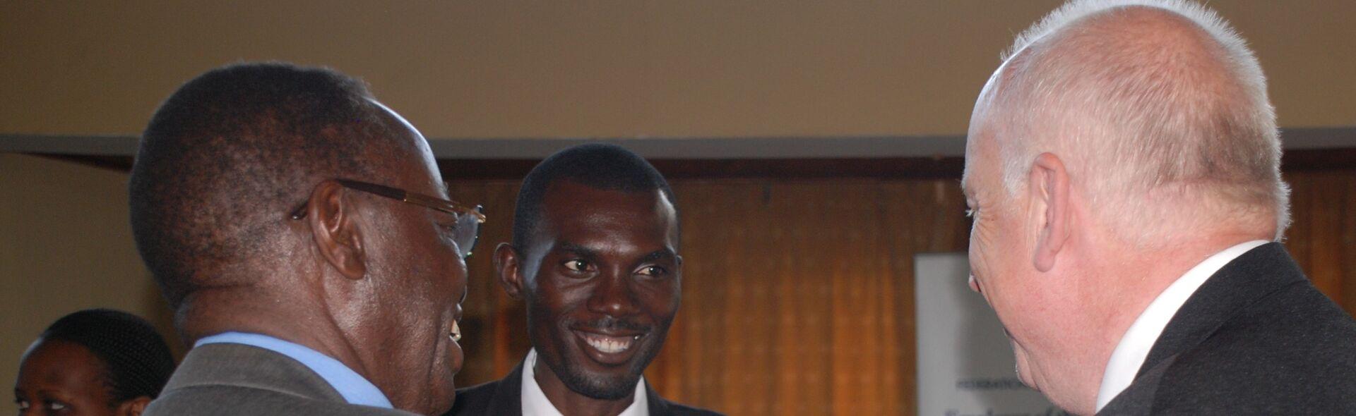 Uganda Tackling a number of challenges