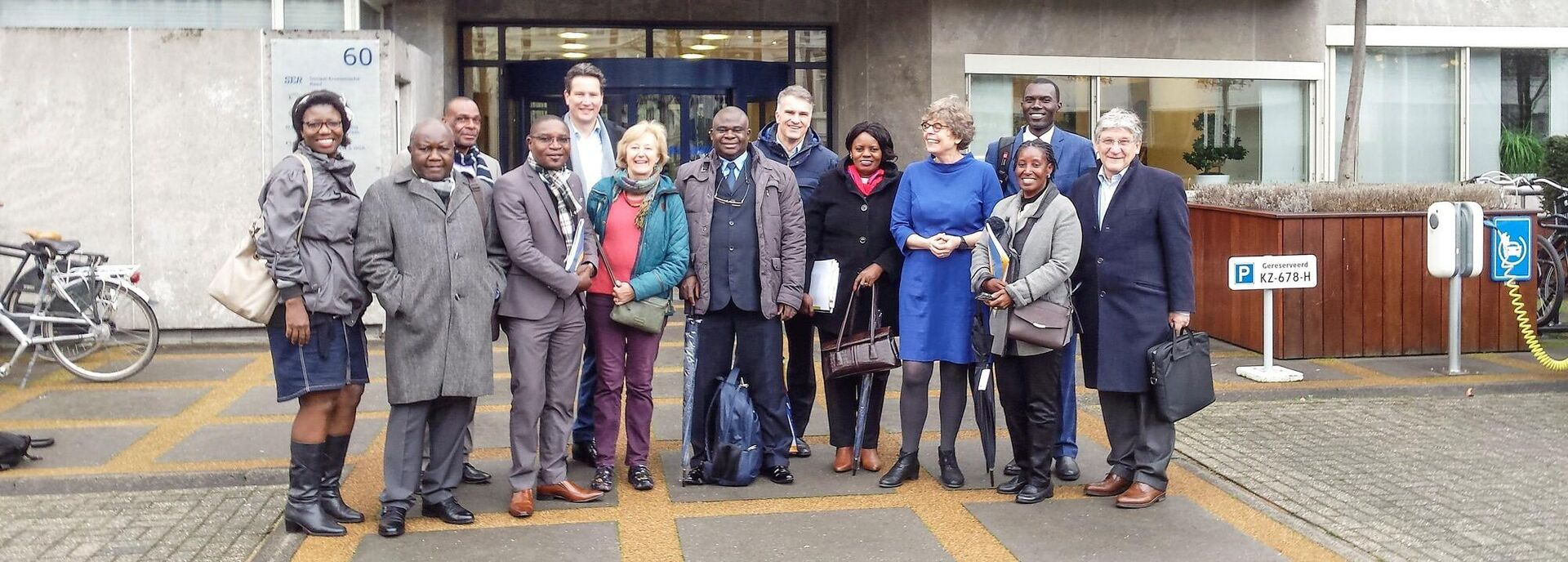 WORKING VISIT OF EAST AFRICAN EMPLOYERS' ORGANISATIONS TO THE NETHERLANDS