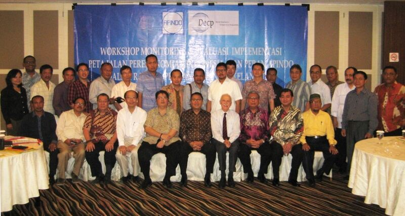 Workshop in Medan Strengthening the region