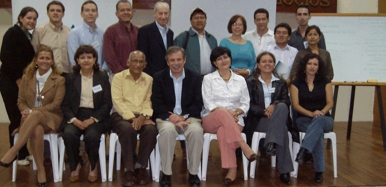 Workshop on Communication and Lobby for Bolivian FEPC