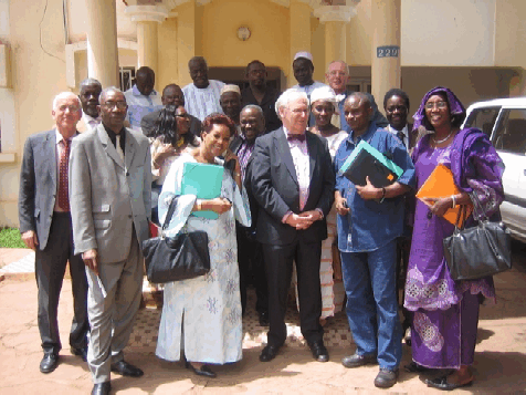 Workshop on Communication, Bamako (Mali)
